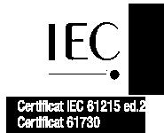 Certification IEC