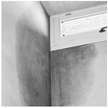 Les traces de moisissures et d'humidité sont un signe que votre logement est malade