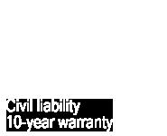 RSA 10 years warranty Civil Liability