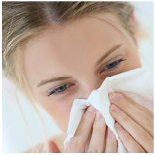 Les rhumes fréquents sont un signe que votre logement est en mauvaise santé
